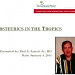Webinar: Obstetrics in the Tropics