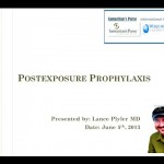 Webinar: Post-exposure Prophylaxis for Health Workers